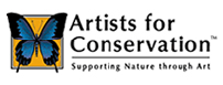 Artists for Conservation logo